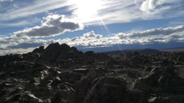 Mt John, Tekapo, NZ