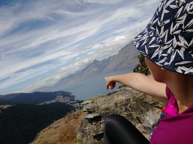 Queenstown Hill Summit, NZ