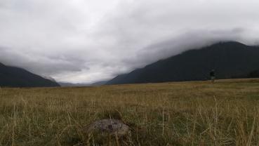 Milford Sound felé, NZ