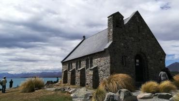 Church of the Good Sheperd, Tekapo, NZ