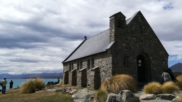 Church of the Good Sheperd, Tekapo, NZ
