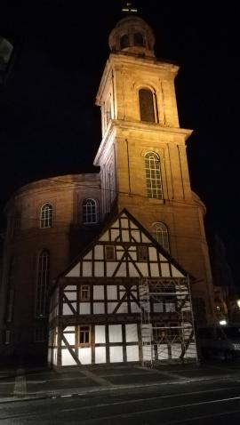 Frankfurt, Németország