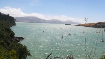 Diamond Harbour, NZ