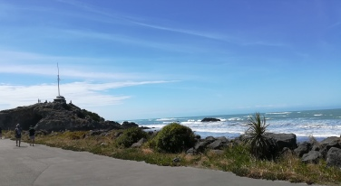 Sumner Beach, Christchurch, NZ