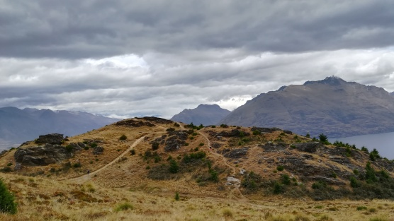 Queenstown Hill, NZ