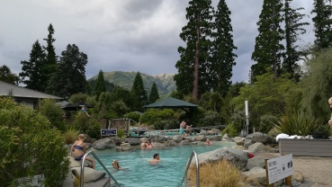 Hanmer Springs, NZ